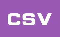 JAVA实现数据导出到CSV文件